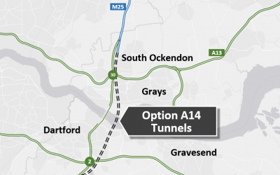 LOWER THAMES CROSSING DECISION DELAYED
